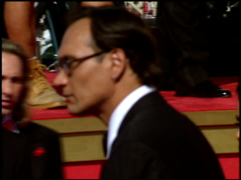 jimmy smits at the 1998 emmy awards at the shrine auditorium in los angeles california on september 13 1998 - jimmy smits stock videos and b-roll footage