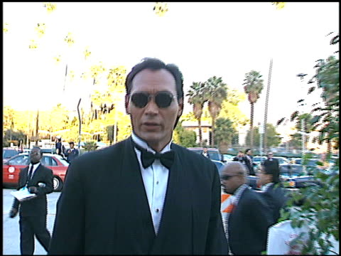 jimmy smits at the blockbuster awards at pantages theater in hollywood california on march 6 1996 - jimmy smits stock videos and b-roll footage
