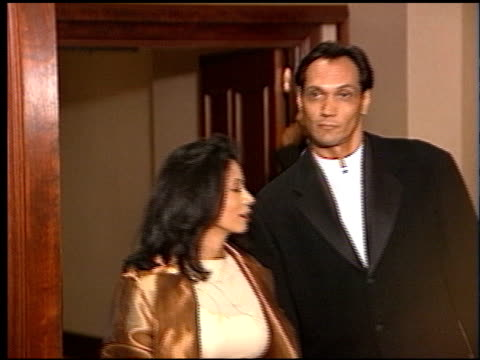 jimmy smits at the directors guild awards at the century plaza hotel in century city california on march 7 1998 - jimmy smits stock videos and b-roll footage