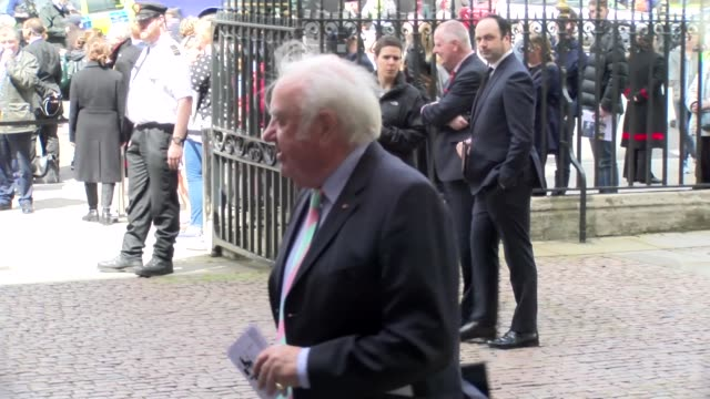 jimmy tarbuck at westminster abbey on june 07 2017 in london england - jimmy tarbuck stock videos & royalty-free footage