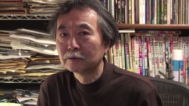 jiro taniguchi a legend in japan's comic art of manga has died at the age of 69 his publisher in france casterman announced on saturday - manga style stock videos & royalty-free footage