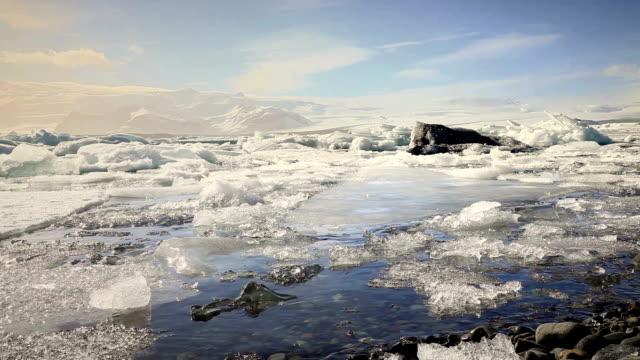 Jökulsárlón Lagoon  - Iceland