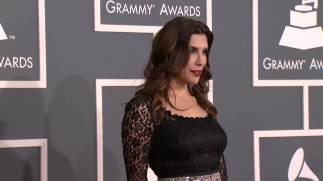 Jo Champa at 54th Annual GRAMMY Awards Arrivals on 2/12/12 in Los Angeles CA