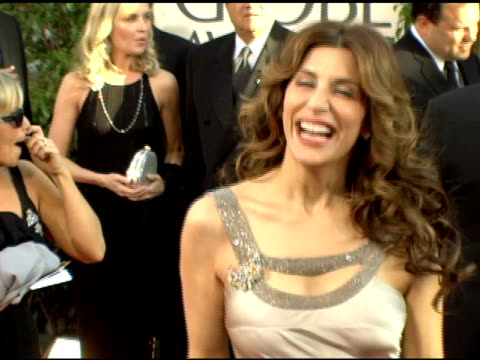 Jo Champa at the 2006 Golden Globe Awards Arrivals at the Beverly Hilton in Beverly Hills California on January 16 2006