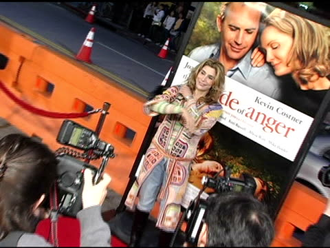 Jo Champa at the 'The Upside Of Anger' Los Angeles Premiere at the Mann National Theatre in Westwood California on March 3 2005