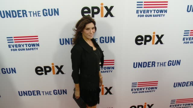 jo champa at the under the gun los angeles premiere at samuel goldwyn theater on may 03 2016 in beverly hills california - samuel goldwyn theater stock videos & royalty-free footage