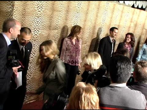 jo champa at the unveiling of roberto cavalli's beverly hills location at roberto cavalli boutique in los angeles, california on february 15, 2005. - ブランド ロベルト・カヴァリ点の映像素材/bロール