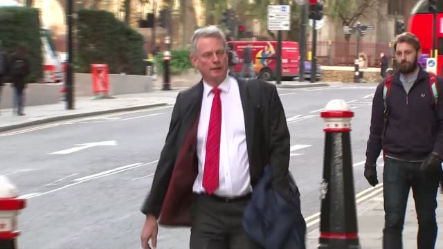 court given details of her injuries england london ext pathologist dr richard shepherd arriving at court - shepherd stock videos & royalty-free footage