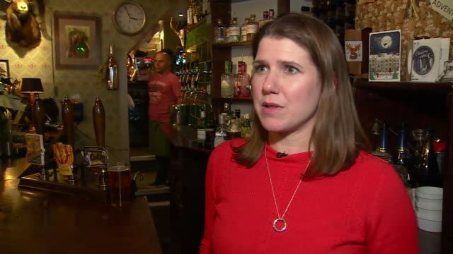 "jo swinson saying it is ""appalling"" that boris johnson is ""sitting on a report into russian interference"" - document stock videos & royalty-free footage"