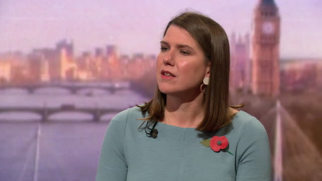 jo swinson saying the liberal democrat bill would be to confirm a general election on 9th december on the condition that there is a brexit extension - politics stock videos & royalty-free footage