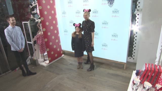 stockvideo's en b-roll-footage met jo whiley at disney x cath kidston mickey and minnie exclusive vip launch on december 2 2016 in london england - jo whiley