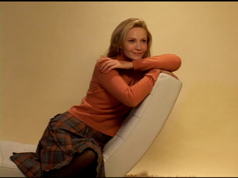 joan allen at the 2004 toronto international film festival 'yes' portraits at intercontinental in toronto ontario on september 13 2004 - joan allen stock videos and b-roll footage