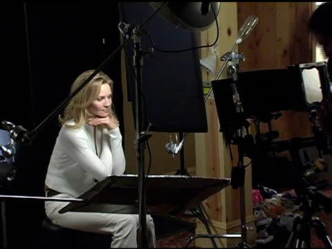 joan allen at the 2005 park city at motorola lodge in park city utah on january 22 2005 - joan allen stock videos and b-roll footage