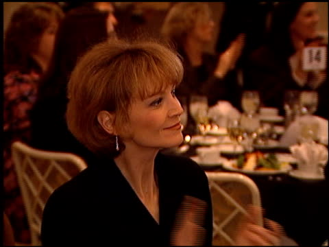 joan allen at the los angeles film critics association awards at the bel age hotel in west hollywood california on january 17 1996 - joan allen stock videos and b-roll footage