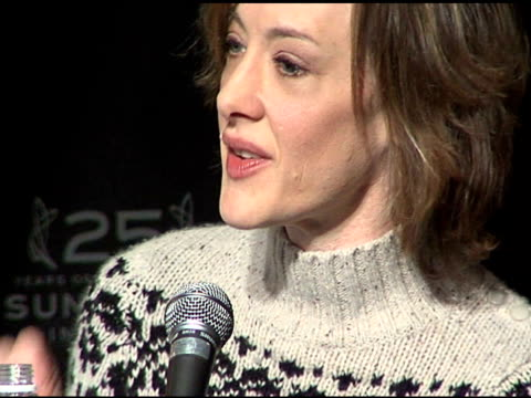 joan cusack at the 2006 sundance film festival friends with money press conference on january 20 2006 - money press stock videos and b-roll footage