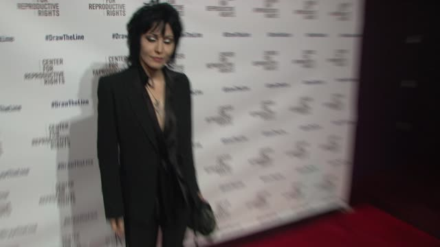 Joan Jett at Center for Reproductive Rights 2013 Gala Jazz at Lincoln Center on 10/29/13 in New York City