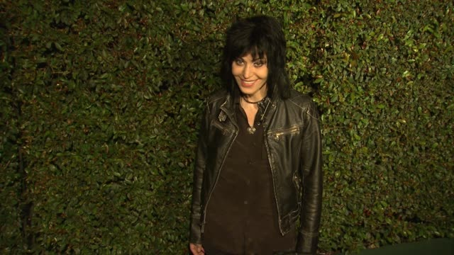 Joan Jett at My Valentine World Premiere on 4/13/2012 in West Hollywood CA