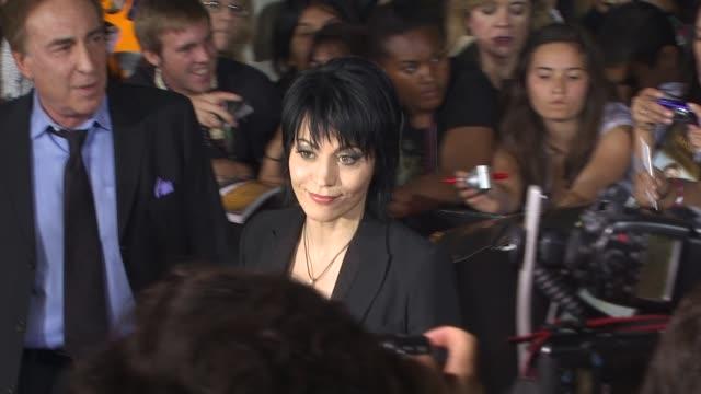 Joan Jett at the 'The Twilight Saga New Moon' Premiere at Westwood CA
