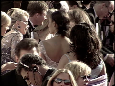 joan rivers at the 2000 academy awards at the shrine auditorium in los angeles california on march 26 2000 - 72nd annual academy awards stock videos & royalty-free footage
