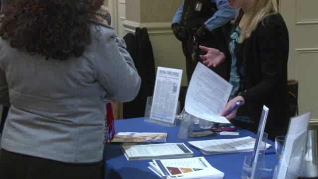 Job Fair / Job Recruitement / Job seekers / Job Searching / Employment / Unemployment / Resume / Job hunting Job Fair New York City at Hotel...
