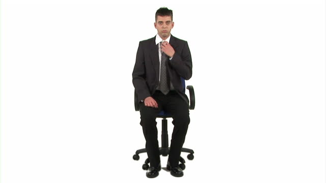 hd: job interview - office chair stock videos & royalty-free footage