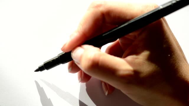 job - writing instrument stock videos & royalty-free footage
