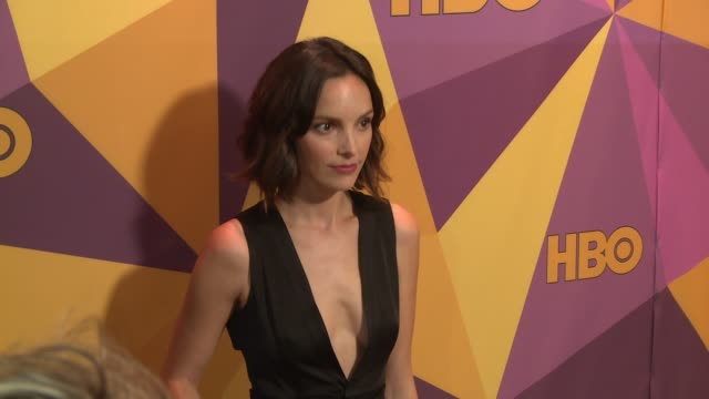 jodi balfour at the hbo post golden globes party at circa 55 restaurant on january 07 2018 in los angeles california - golden globe awards stock videos & royalty-free footage
