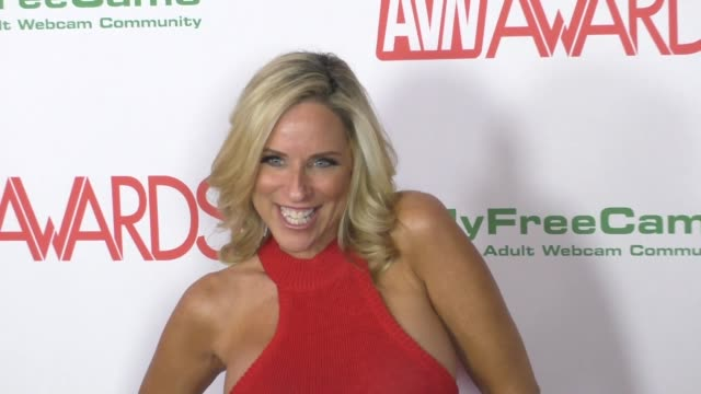 Jodi West Reagan Foxx at the 2017 AVN Awards Nomination Party at Avalon Nightclub in Hollywood Celebrity Sightings on November 17 2016 in Los Angeles...