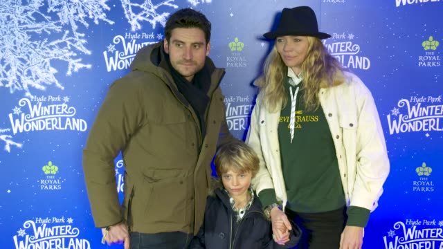 GBR: Hyde Park Winter Wonderland - VIP launch