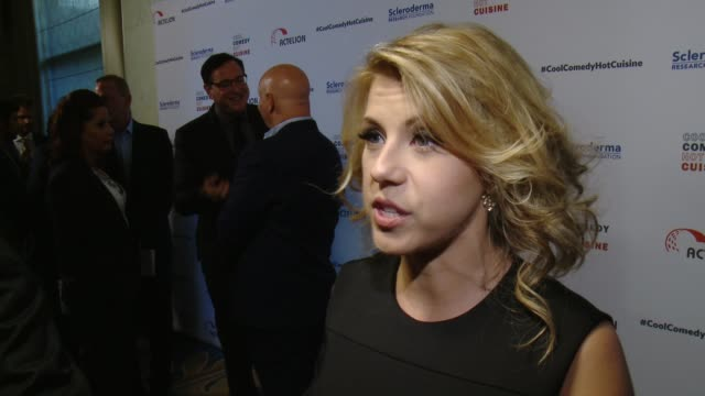 INTERVIEW Jodie Sweetin on why it was important for her to help honor Bob Saget and the work he's done for SRF why laughter makes the tough times a...