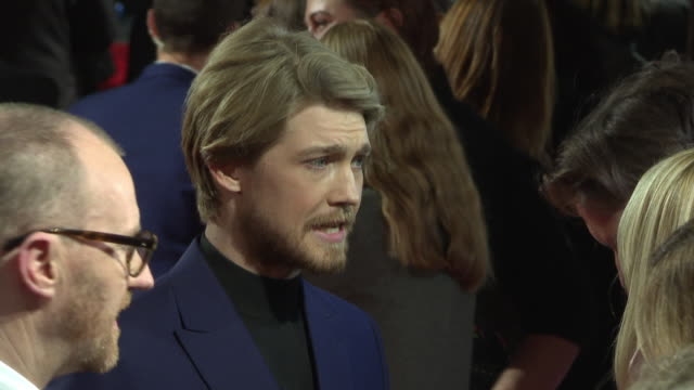 Joe Alwyn at 'The Favourite' UK Premiere 62nd BFI London Film Festival on October 18 2018 in London England