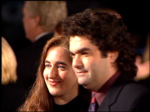 joe berlinger at the 'book of shadows blair witch 2' premiere at grauman's chinese theatre in hollywood california on october 23 2000 - book of shadows: blair witch 2 stock videos & royalty-free footage