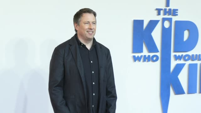 joe cornish at odeon leicester square on february 03, 2019 in london, england. - joe 03 stock videos & royalty-free footage