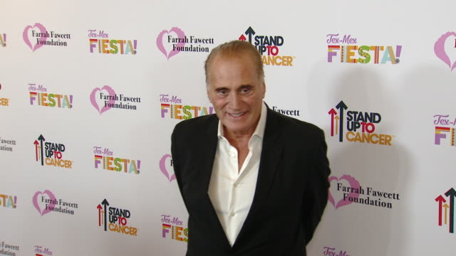 "joe cortez at the farrah fawcett foundation's ""texmex fiesta"" in los angeles ca - farrah fawcett stock videos and b-roll footage"