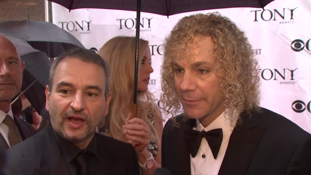 Joe DiPietro and David Bryan on being excited for their Memphis nominations on how it feels to be honored by their peers On why the story resonates...