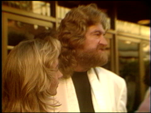 Joe Eszterhas at the 'Slive'r Premiere at the Bruin Theatre in Westwood California on May 19 1993