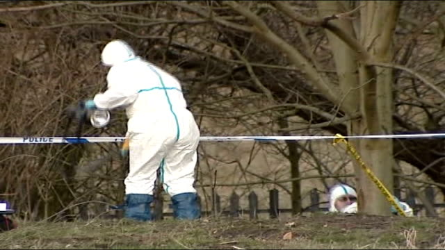 body found schoolboy arrested england greater manchester bury close shots missing poster for 11yearold joe geeling whitehead park long shot police... - missing poster stock videos & royalty-free footage
