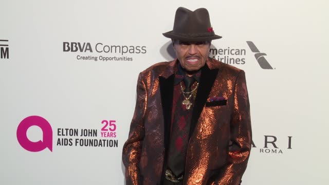 Joe Jackson at the Elton John AIDS Foundation Presents the 26th Annual Academy Awards Viewing Party on March 04 2018 in West Hollywood California
