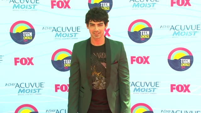 Joe Jonas at 2012 Teen Choice Awards on 7/22/12 in Los Angeles CA