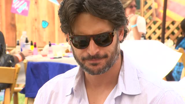 Joe Manganiello at the Elizabeth Glaser Pediatric AIDS Foundation's 22nd Annual 'A Time For Heroes' Celebrity Carnival at Los Angeles CA