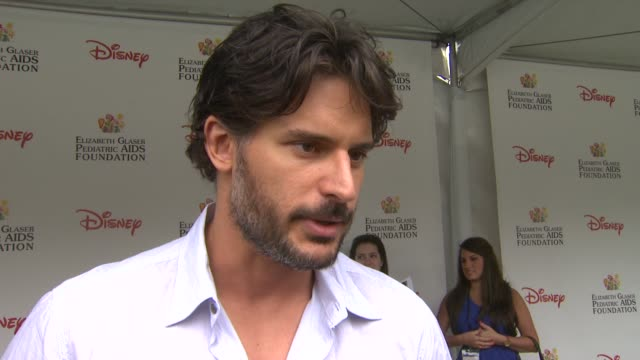 Joe Manganiello on how he feels to be at the 22nd Annual Time for Heroes Celebrity Picnic if this is his first time attending why he wanted to come...