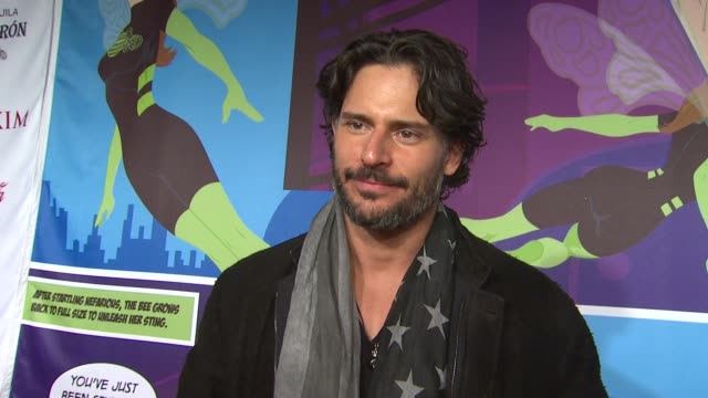 vidéos et rushes de joe manganiello on what brings him out the the maxim super bowl party, what super power he would most like to have, who he thinks is the sexiest... - nfc