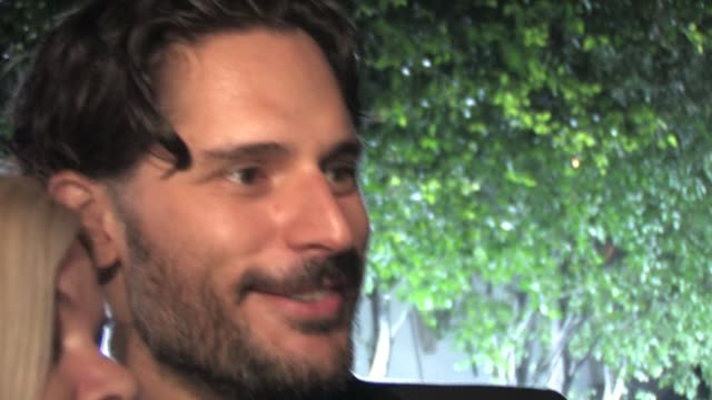 Joe Manganiello outside Chateau Marmont in West Hollywood at the Celebrity Sightings in Los Angeles at Los Angeles CA
