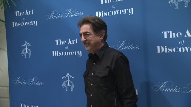 Joe Mantegna at Brooks Brothers Celebrates The Art Of Discovery Book Launch at Brooks Brothers Rodeo on October 23 2014 in Beverly Hills California