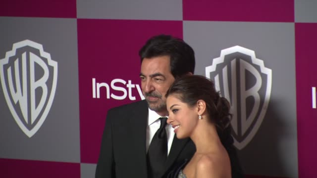 Joe Mantegna at the 2011 InStyle/Warner Brothers Golden Globe Awards Party at Beverly Hills CA
