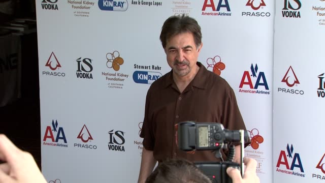 Joe Mantegna at the 2nd Annual National Kidney Foundation Celebrity Golf Classic at Toluca Lake CA