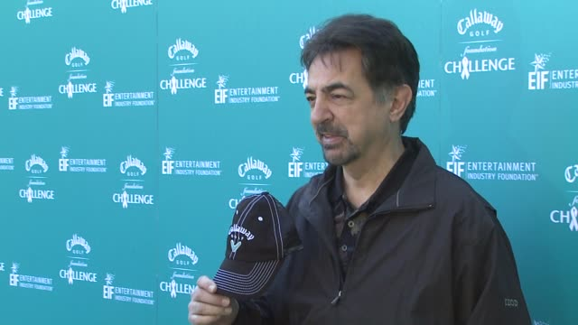 Joe Mantegna at the Callaway Golf Foundation's Annual ProCelebrity Tournament at Los Angeles CA