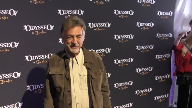 Joe Mantegna at The Celebrity Premiere of Cavalia Odysseo Under the White Big Top on November 11 2017 in Camarillo California