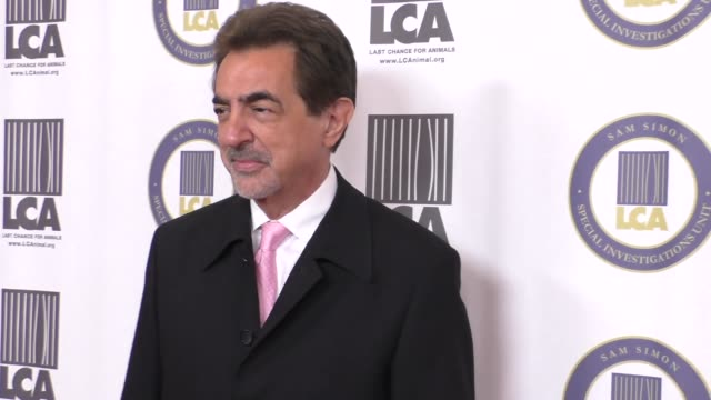 Joe Mantegna at the Last Chance for Animals' Annual Benefit Gala at the Beverly Hilton in Beverly Hills at Celebrity Sightings in Los Angeles on...