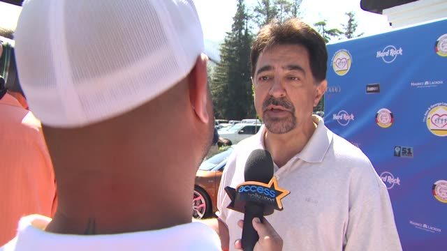 Joe Mantegna at the Third Annual George Lopez Celebrity Golf Classic 2010 Audi quattro Cup at Toluca Lake CA